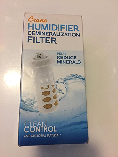 Crane HS-1932 Universal Animal Humidifier Filter (White)