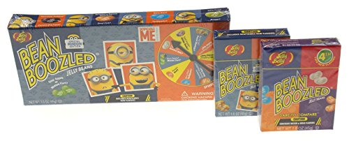 Jelly Belly Bean Boozled Minions Despicable ME Jelly Bean Bu