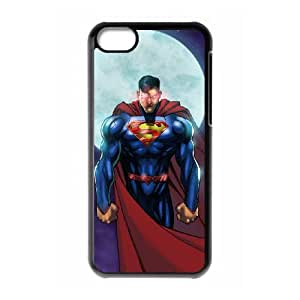 Superman iPhone 5c Cell Phone Case Black Y3399379