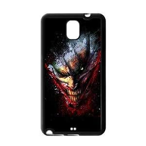 The Batman Joker Why So Serious Image Snap On Hard Plastic SamSung Galaxy Note 3 N900 Case Kimberly Kurzendoerfer