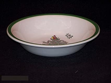Spode Christmas Tree Cereal Bowl Large - Amazon.com: Spode Christmas Tree Cereal Bowl Large: Kitchen & Dining