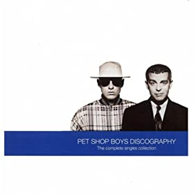 Discography: The Complete Singles Collection のジャケット画像