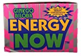 Energy Now Ginkgo Biloba Herbal Supplement 72/3 Tablets
