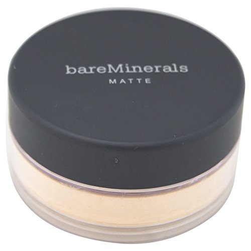 bareMinerals Broad Spectrum SPF 15 Matte Foundation, Fairly Light, 0.21 Ounce - Life Light Foundations