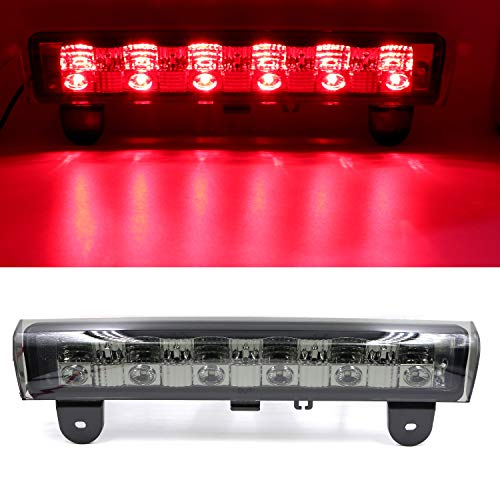 (High Mount Stop Lights Full Rear LED 3RD Third Brake Tail Light LED for 2000-2006 Chevrolet Suburban 1500/2500 2000-2006 Chevrolet Tahoe 2000-2006 GMC Yukon XL 1500/2500)