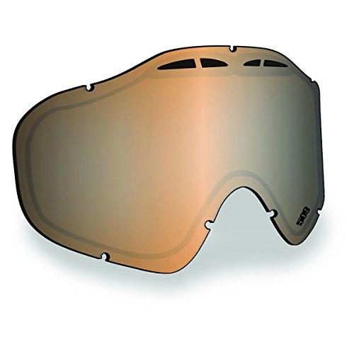 509 Sinister X5 Lens - Chrome Mirror/Orange (Orange Chrome Lens)
