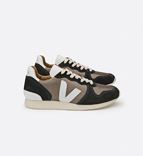 Veja , Mädchen Sneaker Bronze/Graphite/White