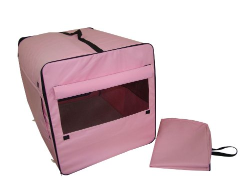Bestpet Dog Cat Pet Bed House Soft Carrier Crate Cage Pla...