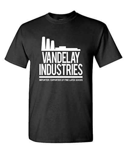 GOOZLER VANDELAY INDUSTRIES Cotton T Shirt