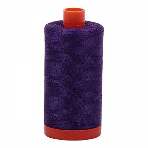 Aurifil Mako Cotton Thread Solid 50wt 1422yds Medium Purple -