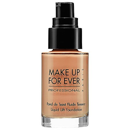 MAKE UP FOR EVER Liquid Lift Foundation 14 Honey 1.01 oz