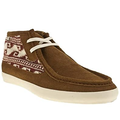 acca8bf833 Vans Rata Mid - 6 Uk - Tan - Suede  Amazon.co.uk  Shoes   Bags