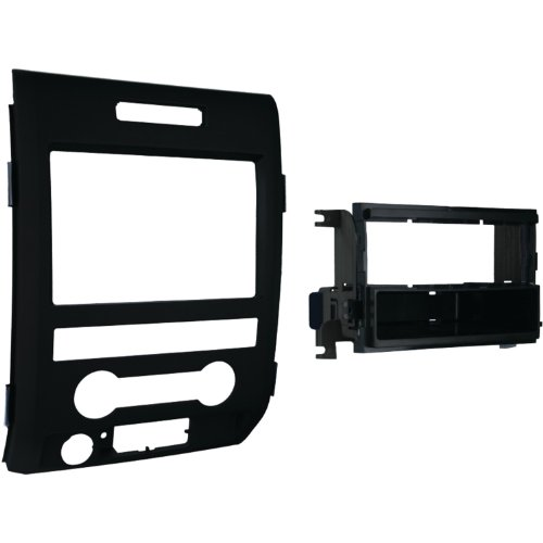 Metra 99-5820B Single DIN Installation Dash Kit for 2009 Ford F-150