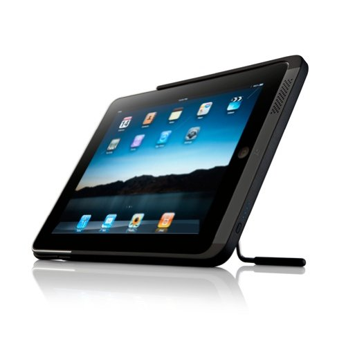 Kensington Portable Power Pack (Kensington Apple iPad Accessory PowerBack Battery Case for Apple iPad 3G tablet / Wifi 16GB, 32GB, 64GB, with Kickstand and Dock, for iPad 1 Only)