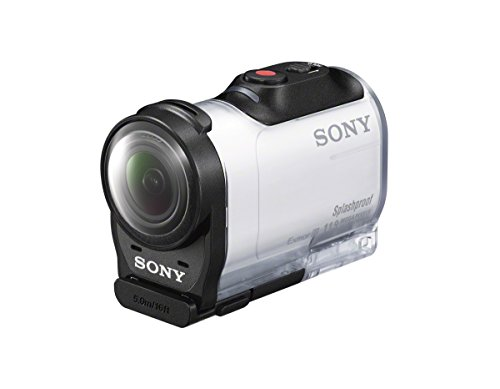 Sony AZ1 Action Camera Mini POV HD Video - Slow Motion Video Camera