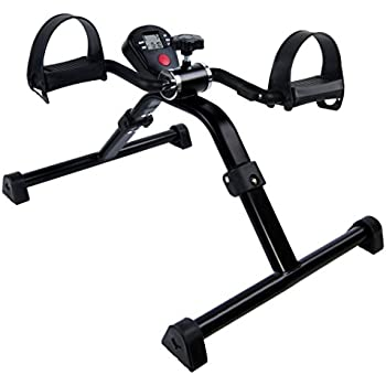 amazoncom medical folding pedal exerciser with