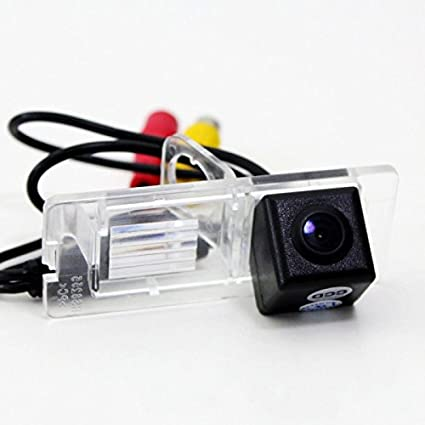 Amazon.com: Car Rear View Camera & Night Vision HD CCD ...