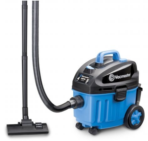 Cleva North America - Domestic 4 Gallon 5 Horsepower Floor Vacuum VF408