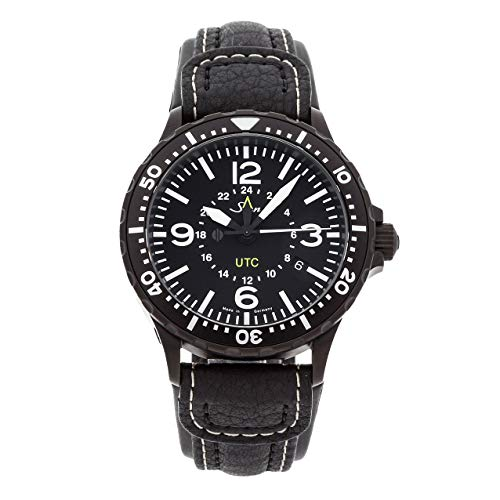 Sinn Pilot Mechanical (Automatic) Black Dial Mens Watch 857.020 (Certified Pre-Owned)