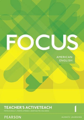 Focus AmE 1 Teacher's Active Teach PDF