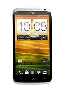 "HTC One X - Smartphone libre Android (pantalla de 4.7"", cámara 8 Mp, 32 GB, 1.5 GHz, 1 GB RAM), blanco"