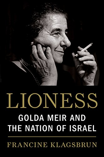Lioness: Golda Meir and the Nation of (Lioness Head)