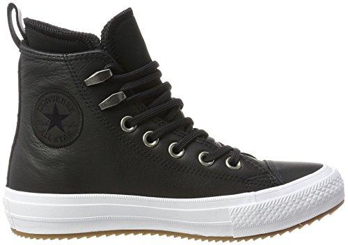 Converse All Noir Black Black Femme Boot WP Taylor Noir Chuck White 001 Star Hautes Baskets Fq1wrFE