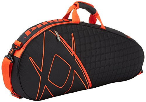 Völkl Schlägertasche Tour Pro Bag 6er, schwarz, 74 x 33 x 9 cm, 22 Liter, V75003