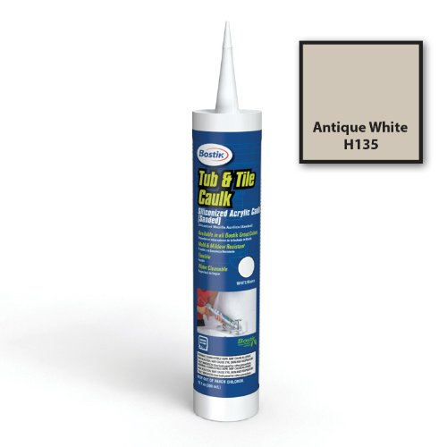 ANTIQUE WHITE CAULK UNSANDED 10Z -  Bostik, G80770