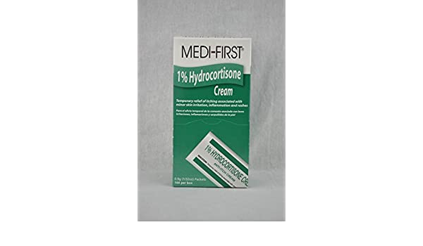 Amazon.com: Hydrocortisone Cream 1% Temporary Relief of Itching 144 Per Box by Medique - MS60730: Health & Personal Care