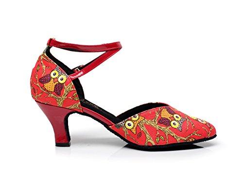 Ballo Donna Scarpe Minitoo Red Da qw4aFxH0