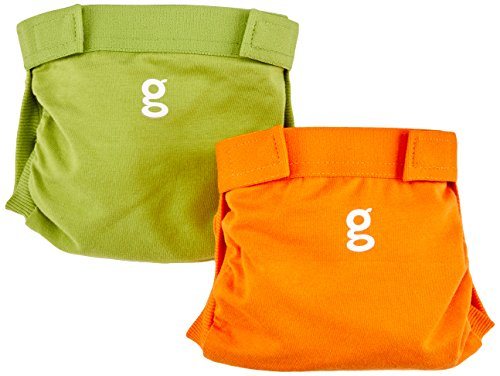 gDiapers gPants, Everyday g's, Small (6 Count) by gDiapers