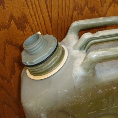 Jerry Can Adapter Adapter Set - Update Your Jerry Can With An Ez-POUR (Fuel Cap Adapter Set)