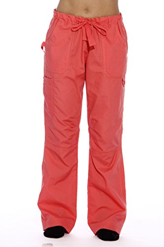 24000PCOR-S Just Love Women's Utility Scrub Pants /