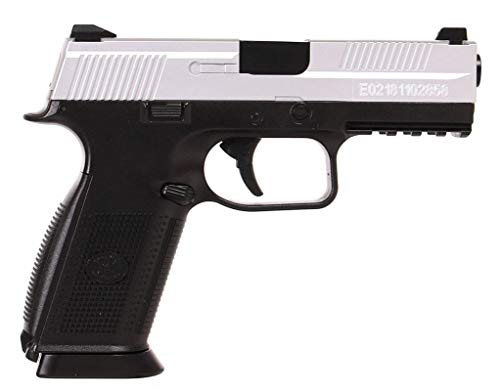 Airsoft-Pack Duo Fusil et Pistolet à Billes FN Scar électrique et FNS-9 à Ressort (0.5 Joule) + 500 Billes 3