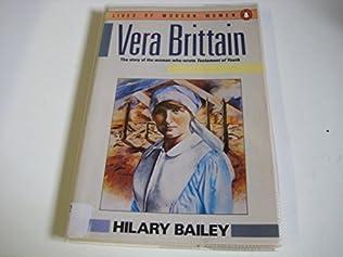 book cover of Vera Brittain