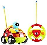 Haktoys My First RC Cartoon Race Car - Best Reviews Guide
