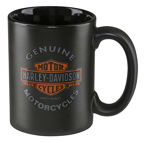 - Harley-Davidson Core Genuine Motorcycles Coffee Mug, 15 oz. - Black HDX-98606