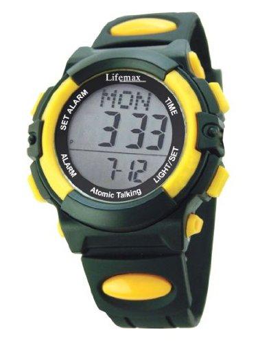 Lifemax 429 RNIB - Reloj de pulsera digital parlante: Amazon.es: Salud y cuidado personal