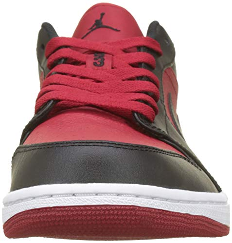 Hombre 1 Rojo Jordan Low Red 610 para Air Zapatillas Gym white Black NIKE TnUEaYWp0