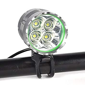 LED Luces para Bicicleta Luz Frontal para Bicicleta Faro de ...