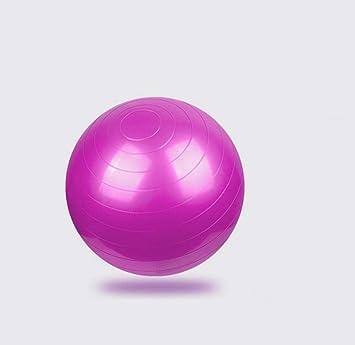 Ssery Balón de Yoga, diámetro 65 cm, Adelgazamiento, balón ...