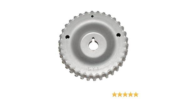 Amazon.com : E-Z-GO 26627G01 | Timing Belt Driven Pulley, Fuji ... on