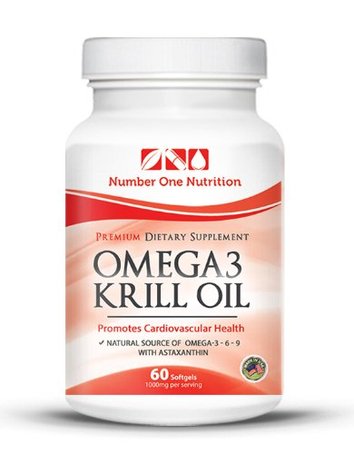 # 1 Recommandé Krill Oil Omega 3