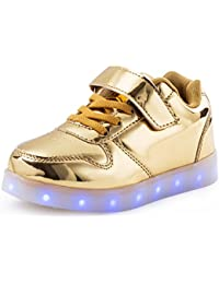 Amazon.com: Gold - Sneakers / Shoes: Clothing, Shoes & Jewelry