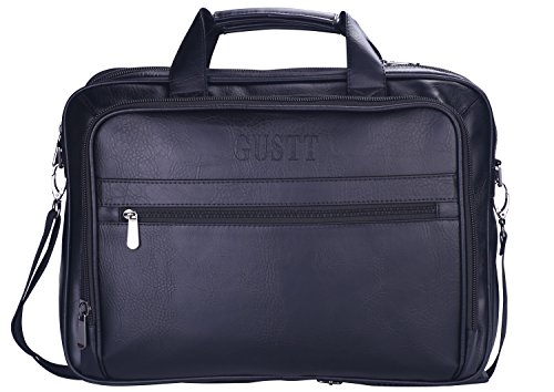 GUSTT Blocking Briefcase Shoulder Messenger product image