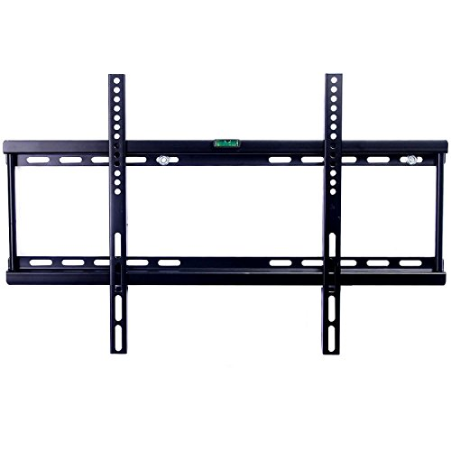 Tilting TV Wall Mount Bracket Panasonic Samsung Sony Plasma LED LCD Tv Support for 3D 40-70 inch VESA Black Super Strength Load Capacity Up To 60kg