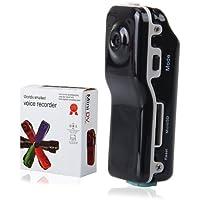 Floureon Mini DV DVR Sports Helmet Bike Motorbike Camera Video Audio Recorder