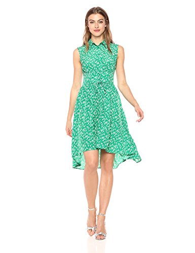 Wild Meadow Women's Sleeveless Seabird Print Dress