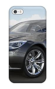 Hot Tpye Chrysler Shiny Black Car Case Cover For Iphone 5/5s